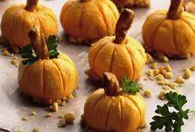 Pumpkin recipes  / by Leah Kowk
