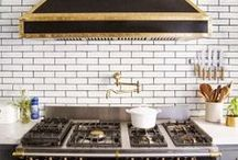 Kitchen style  / by Jaclyn Giuliano
