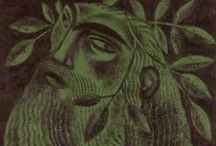 Green Man / by Laura Victoria