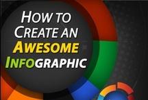 Infographics / Info+Graphics=Infographics / by Manny Paysan