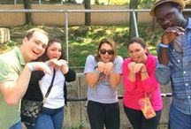 Dudnyk Gets Wild / Summer Fun Outing to the Philadelphia Zoo!  / by Dudnyk