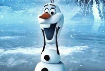Frozen / Do you want to build a snowman? / by Lauren K.
