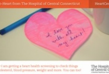 CENTRAL to Your Heart / by The Hospital of Central Connecticut