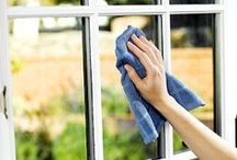 Cleaning Tips/Tricks & Homemade Cleaners / by Wendy Bolick