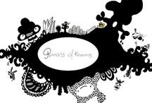 Princess of Keramos / by Jette Löwén Dall