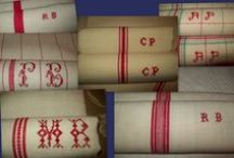 Stoffen / Fabrics / by Henny Tuinhof de Moed