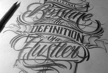 Typography / by Ties den Hartogh