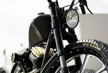 Harley Davidson / by Ties den Hartogh