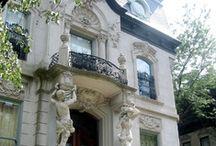 Balconys. / by Emeterio Mantecon Siller