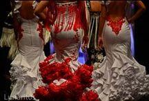 Moda flamenca & feria / besitos por bulería / by pekka pakkanen