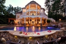dream house (: / by Shelby Castles
