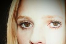 It's all about lashes / Lashes, long and lovely.  / by Jenny Gerson