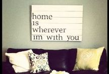 To Build A Home / by Priscilla Cerdas