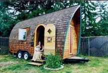 Tiny Home Plans / by Sam Wishlinski