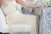 Glitzy weddings  / Dazzling, glittering, black-tie, and so on / by Jenny Gerson