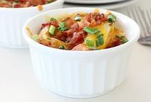Casseroles / by Frugality Gal