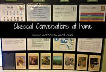 Classical Conversations / by Debby Cooper