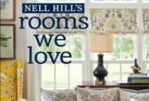 Books and Such / by Nell Hill's