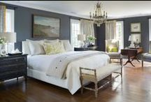 Bedroom Spaces / by Nell Hill's