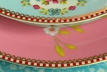 Dinnerware   Glassware / by Nell Hill's