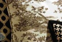 Fabrics we Carry / by Nell Hill's