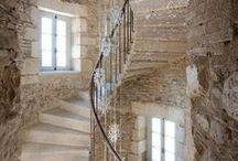 Spiral Staircases / by Messenger Spirit www.ascensionnow.co.uk