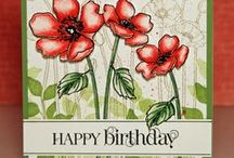 Birthday cards / by Tracey Cresswell