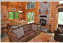 cabin decor / by Pauletta Browning