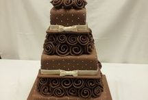 Cakes, cakes, and more cakes / by Samantha Baxter