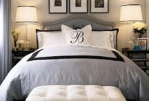 Bedrooms / Modern Eclectic Bedrooms  / by Ryan Maclean