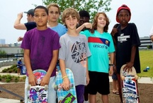 Our Work, Our Mission / Tony Hawk Foundation skatepark projects span all 50 U.S. States. And we haven't even gotten started. / by Tony Hawk Foundation