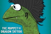 All Things Movies-Muppet Style! / Hi ho! Meep! Wocka, wocka! Mahna, mahna! / by Maria Maldonado