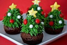 Christmas / Jingle bells, Christmas trees and yummy #holiday dishes! / by Luca Lashes