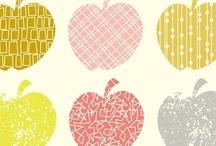 Print fruit / by Elisa Borgel-Ittah