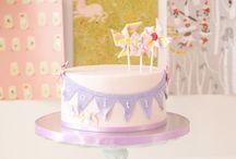 Gâteau d anniversaire / by Elisa Borgel-Ittah