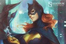 Batgirl / by Javier Perez