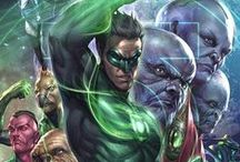 Green Lantern / by Javier Perez