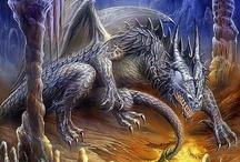 Fantasy Dragons / by Javier Perez