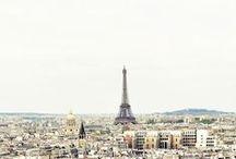 paris / by Finette Coleman