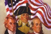 American Revolution / by Paul Davis