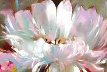 Floral Paintings 4 / by Margaret Brown