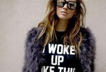 Dana's fashion pickings / Fashion. Style. Threads. / by Dana Bosch