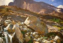 Landscape Paintings : Breathtaking Art / by Hugo Puzzuoli