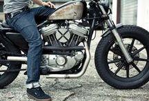 Motocicletas / Motorcycles / by Luiz Henrique