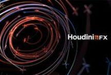 Houdini Tutorials / by Cemal ÇIRAK
