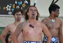 "Maori New Zealand / ""Kiora"" / by Marlene Matika"