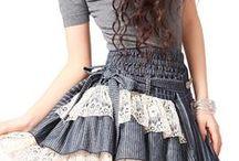 Fashion / Fashion That Makes Me Want To Shop!   ;) / by Jade Filogomo