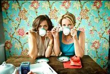 Iconic, Strong women Love Their Tea / by Tempest in a Teapot