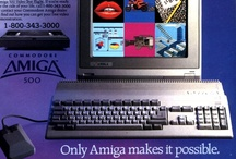 Retro Gaming (Amiga) / A selection of classic Commodore Amiga 500 titles (plus a few PC ones thrown in). / by Zero Geek
