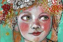 Art: paintings / by Charlotte Amalie Ünal